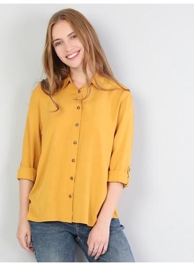 Colin's Gömlek Sarı